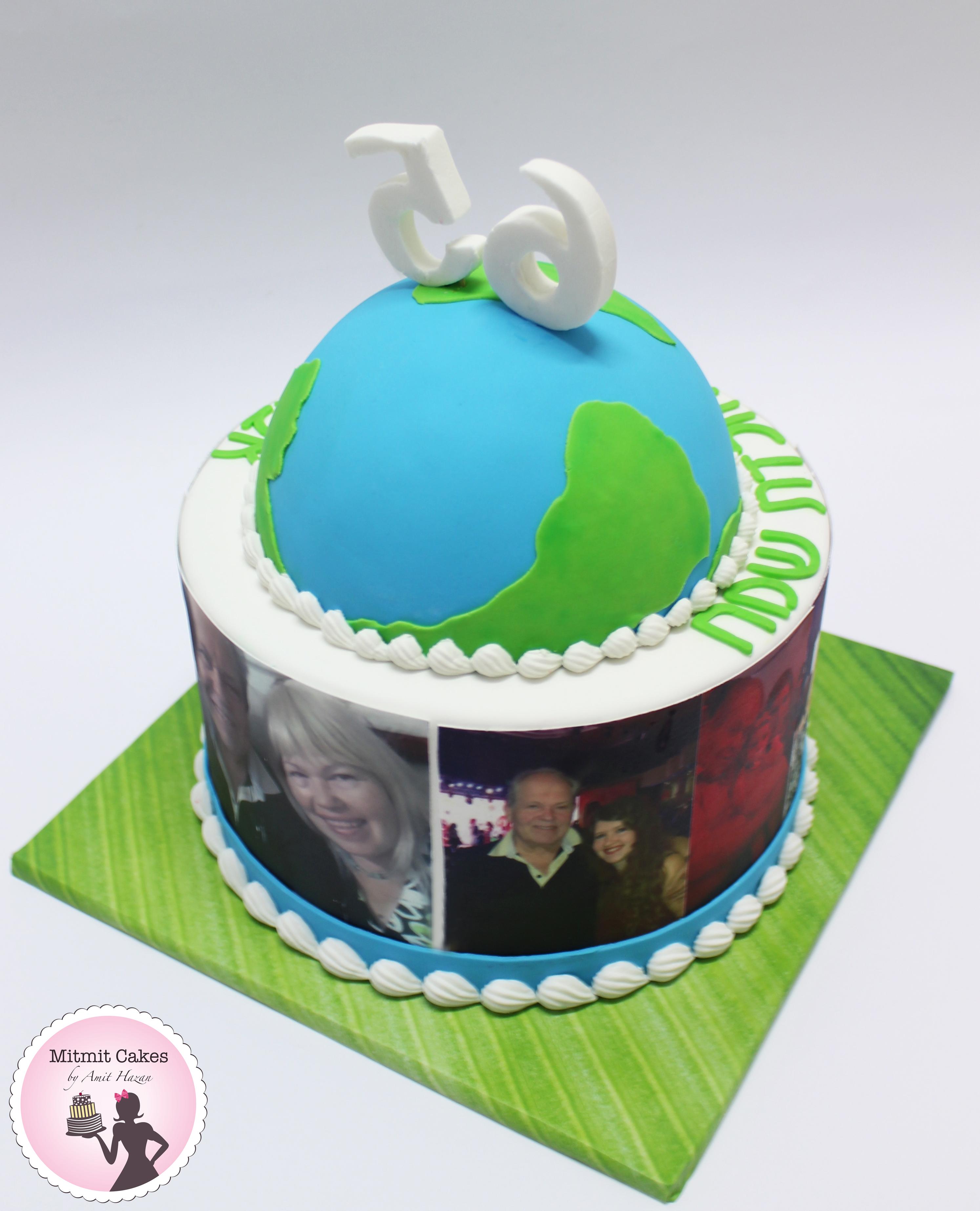 עוגת גלובוס