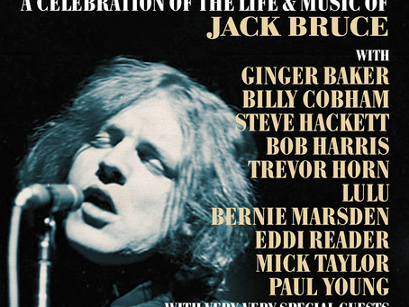 'An Evening for Jack' Charity Concert O2 Shepherds Bush Empire