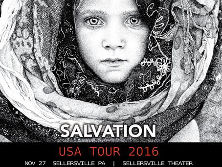 US  Tour November / December 2016