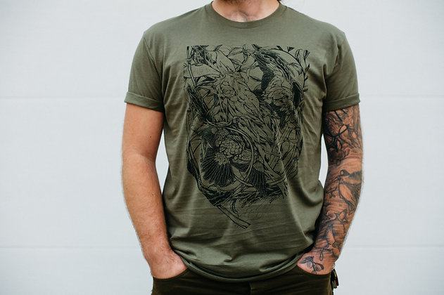 GUARDIAN SHIRT (Olive)