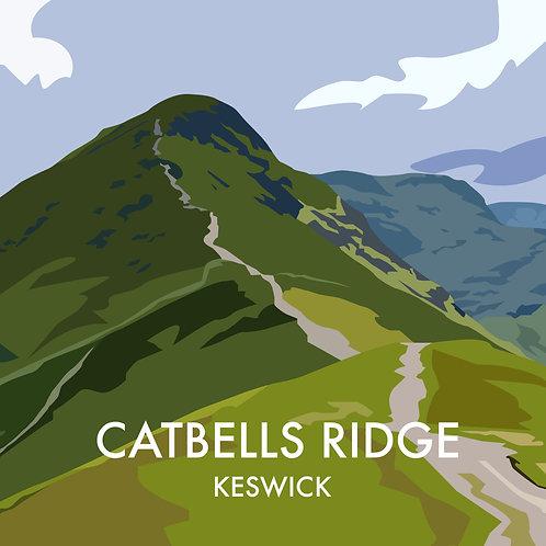 Catbells Ridge, Keswick