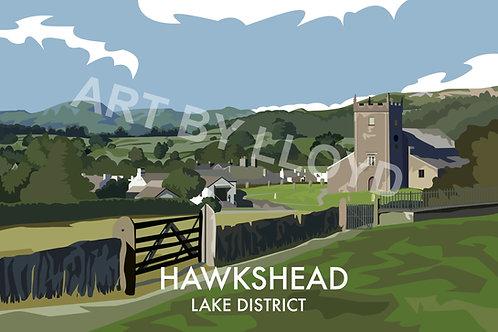 Hawkshead, The Lake District