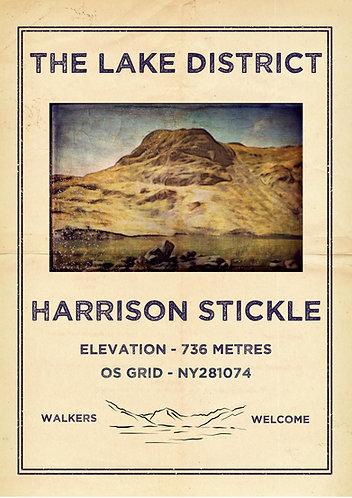 Harrison Stickle