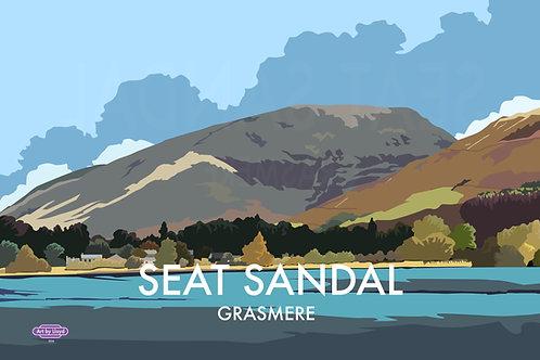 Seat Sandal, Grasmere