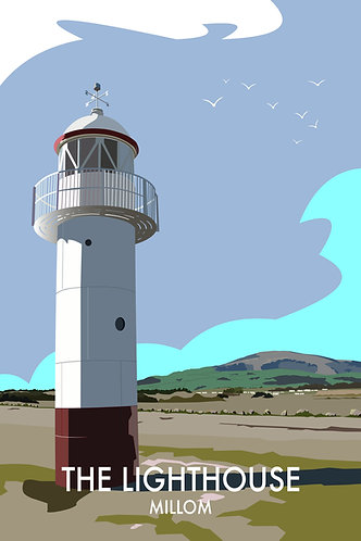 The Lighthouse, Millom
