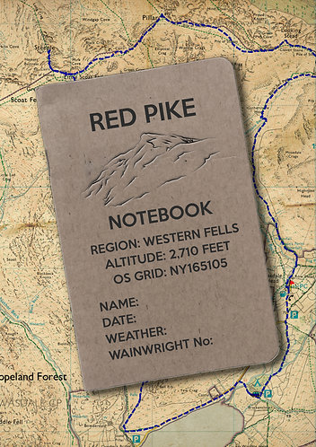 Red Pike Notebook