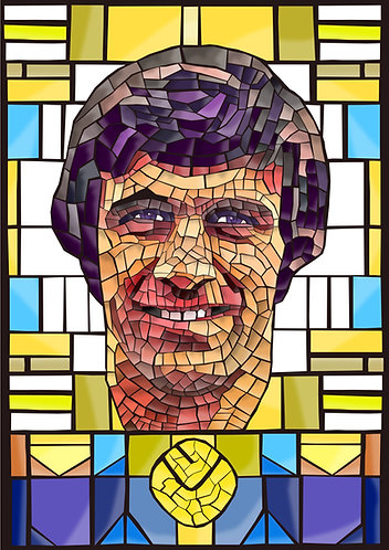 Hot Shot Lorimer Stained Glass