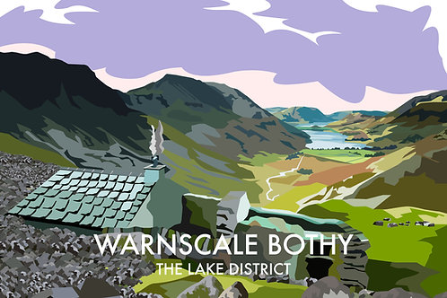 Warnscale Bothy, The Lake District
