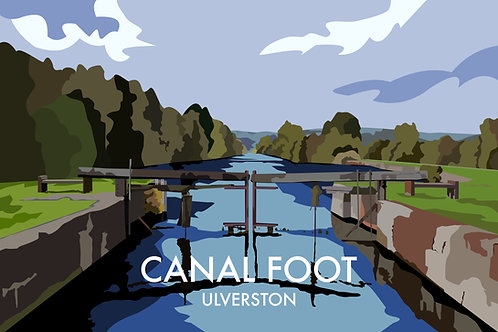 Canal Foot, Ulverston