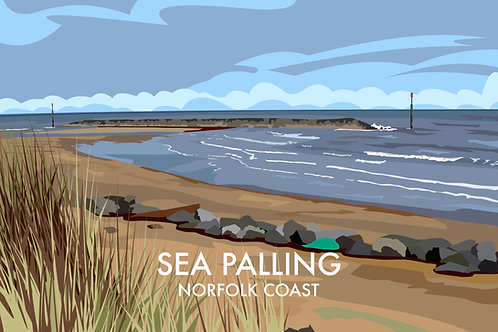 Sea Palling, Norfolk Coast