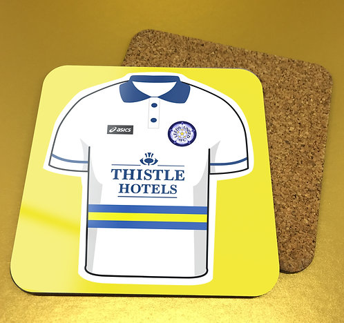 Leeds United Coaster