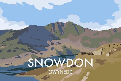 Snowdon,Gwynedd