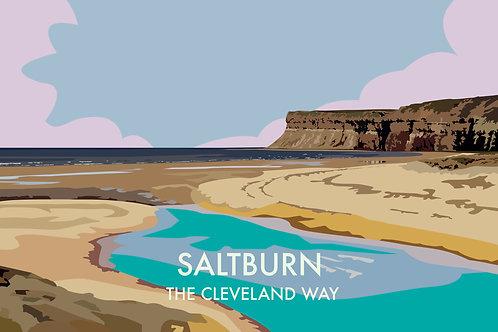 Saltburn, The Cleveland Way