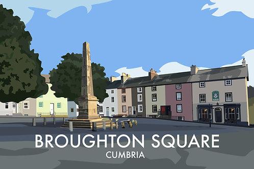 Broughton Square, Cumbria