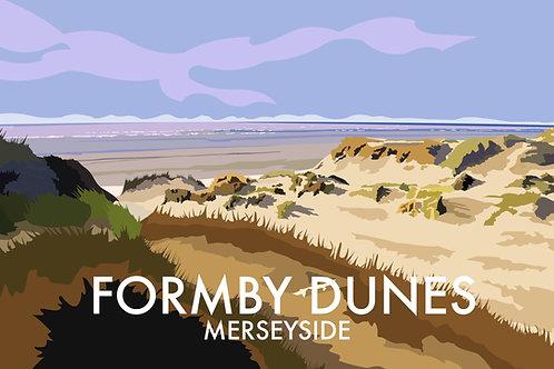 Formby Dunes, Merseyside