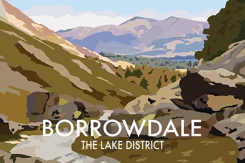 Borrowdale, The Lake District