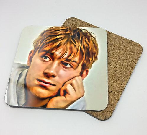 Damon Albarn Coaster