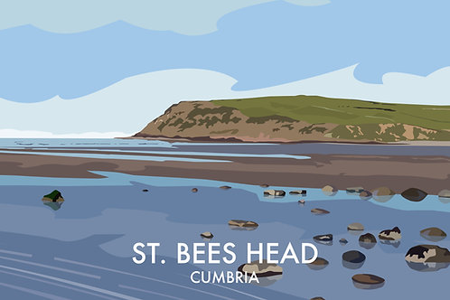 St. Bees Head, Cumbria