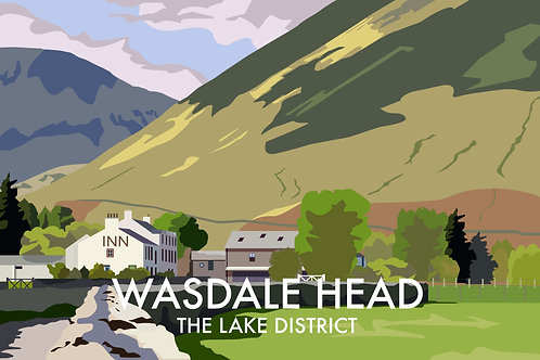 Wasdale Head, The Lake District