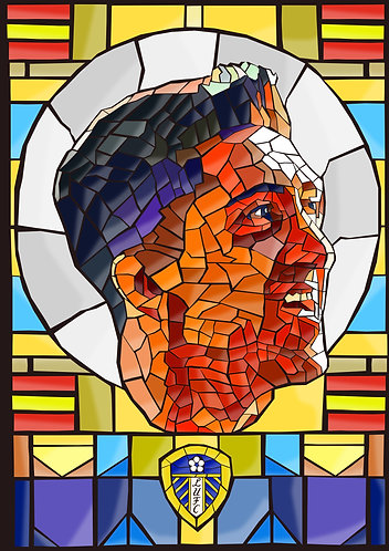 Pablo Stained Glass