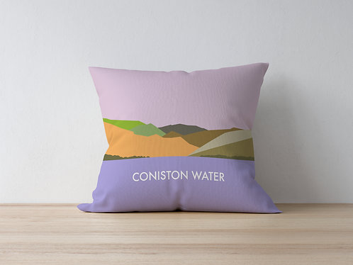 "18"" Scatter Cushion Coniston Water"