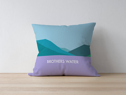 "18"" Scatter Cushion Brothers Water"