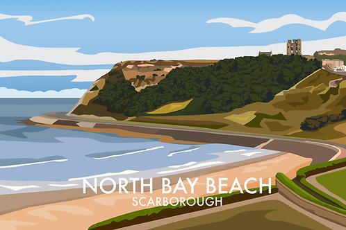 North Bay Beach, Scarborough