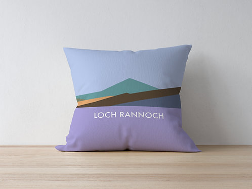 "18"" Scatter Cushion Loch Rannoch"