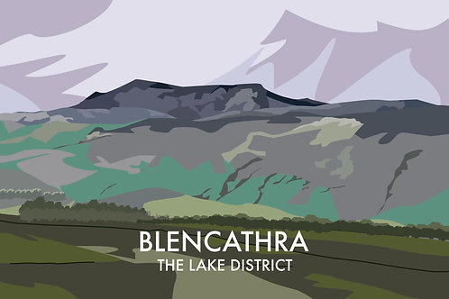 Blencathra, The Lake District