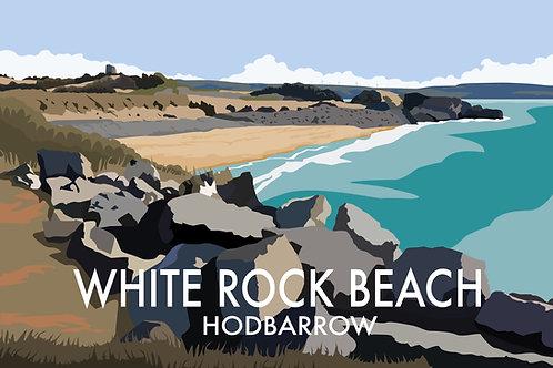 White Rock Beach, Hodbarrow