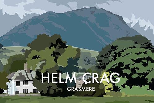Helm Crag, Grasmere