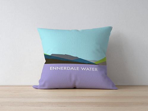 "18"" Scatter Cushion Ennerdale Water"