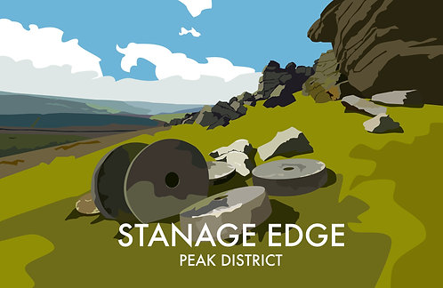 Stanage Edge, Peak District
