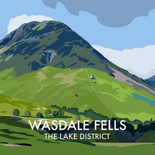 Wasdale Fells, The Lake District