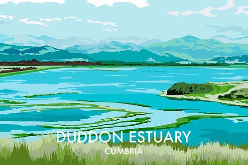 Duddon Estuary, Cumbria