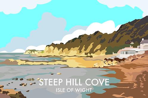 Steep Hill Cove, Isle of Wight