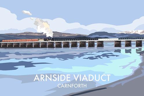 Arnside Viaduct, Carnforth