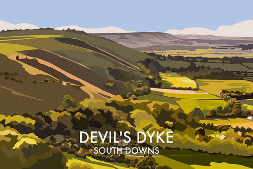 Devil's Dyke, South Downs