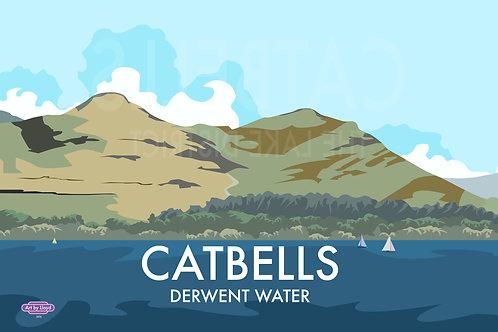 Catbells, Derwent Water