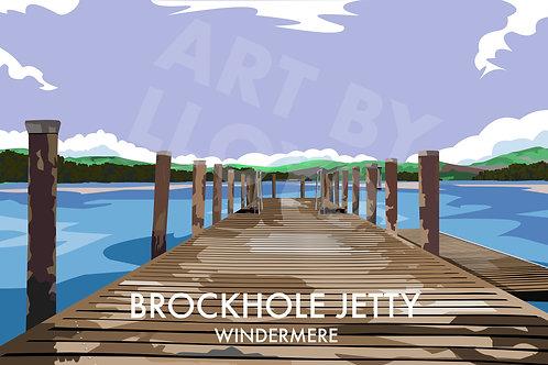 Brockhole Jetty, Windermere
