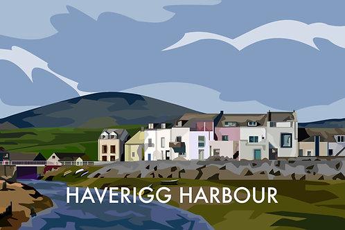 Haverigg Harbour, Cumbria