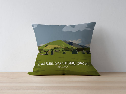 "18"" Scatter Cushion Castlerigg Stone Circle"