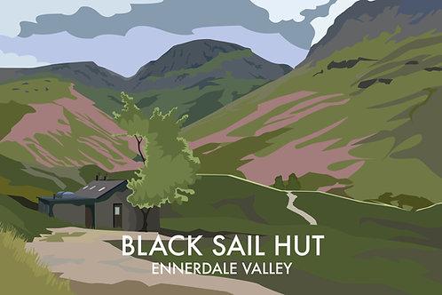 Black Sail Hut, Ennerdale Valley