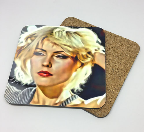 Debbie Harry Coaster