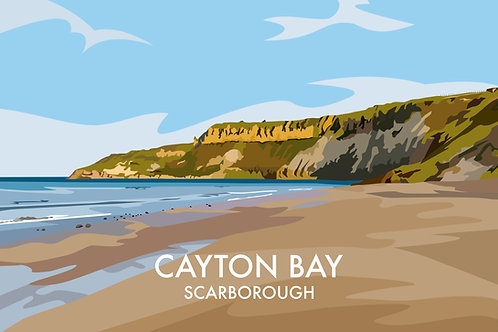 Cayton Bay, Scarborough