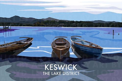 Keswick, The Lake District