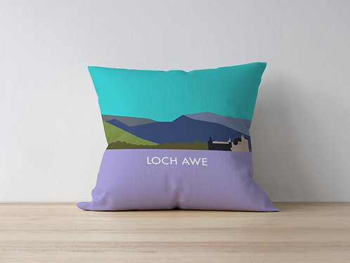 "18"" Scatter Cushion Loch Awe"