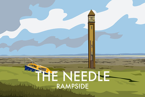 The Needle, Rampside