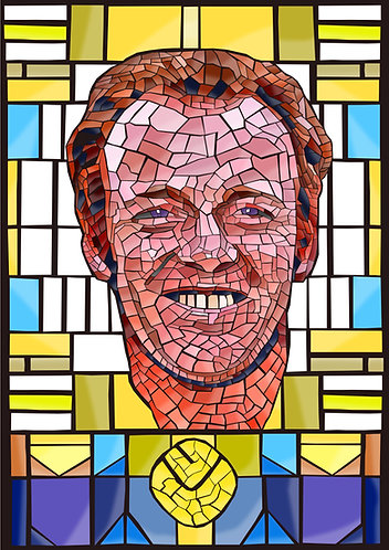 Billy Stained Glass