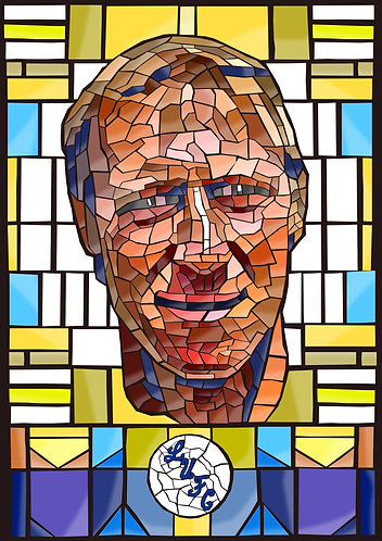 Big Jack Stained Glass